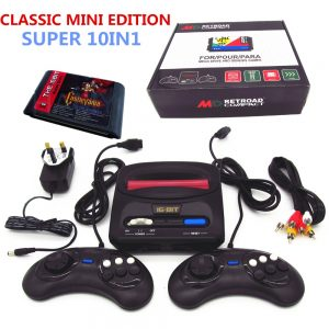 mini-classic-edition-16bit-SEGA-Genesis-MD-compact-TV-game-console