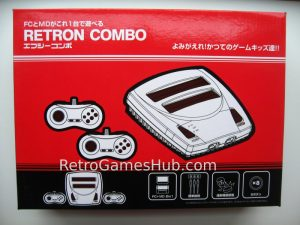Retron Combo Famicom and Genesis
