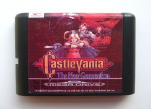Castlevania - The New Generation | Sega Mega Drive