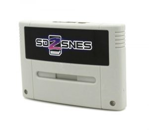 SD2SNES cartridge