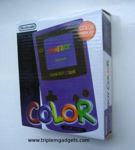 gameboy box