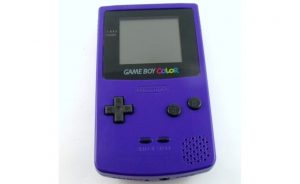 Game Boy Color Grape