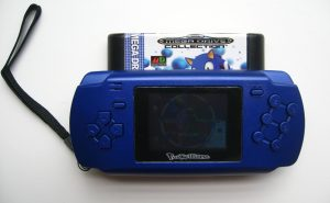 Sega Mega Drive Handheld Console with everdrive