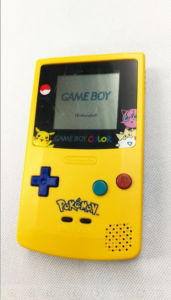 Pokemon Pikachu Gameboy