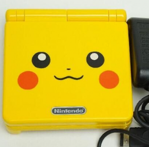 GBA SP Pokemon