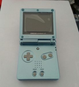 Mario Game Boy Advance SP
