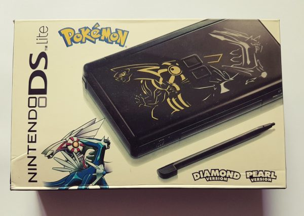 NDS Pokemon Diamond Pearl