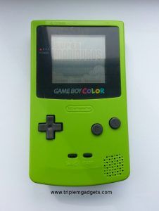 Green Gameboy Color