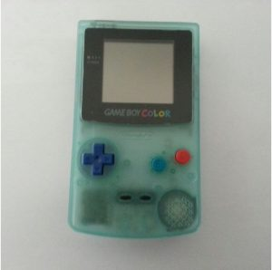 Aqua Green Game Boy Color