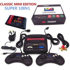 mini-classic-edition-16bit-SEGA-Genesis-MD-compact-TV-game-console