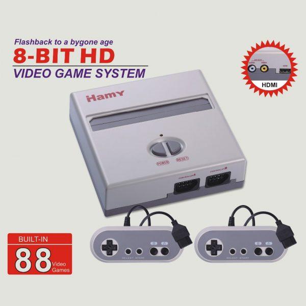 HAMY HD NES console