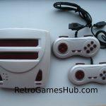 Famicom and Genesis