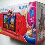 pxp 16 bit handheld console