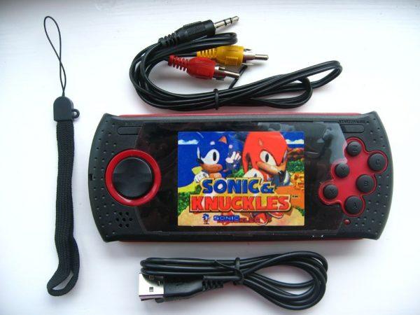 Handheld Sega Mega Drive