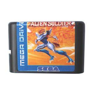 Alien Soldier - Mega Drive