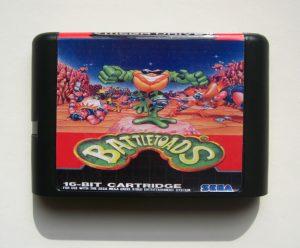 Battletoads - Sega Mega Drive