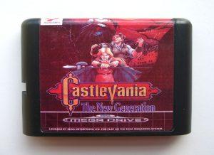 Castlevania - The New Generation | Sega Mega Drive