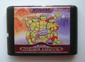 TMNT Hyperstone Heist Mega Drive