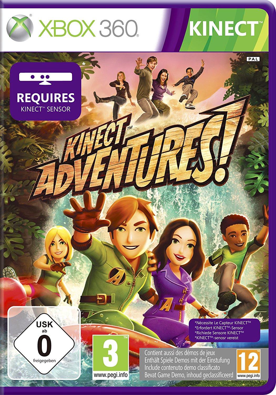 Xbox One Kinect Spiele