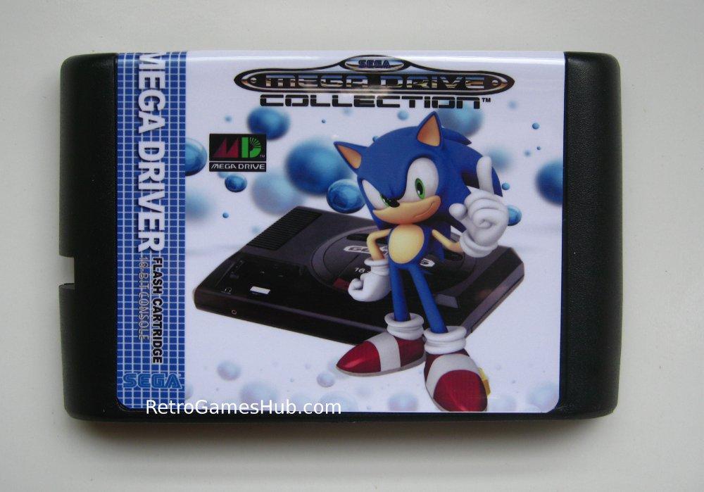 Mega Drive Everdrive