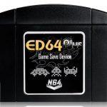 N64 Everdrive ED64plus