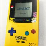 Pokemon Pikachu Gameboy