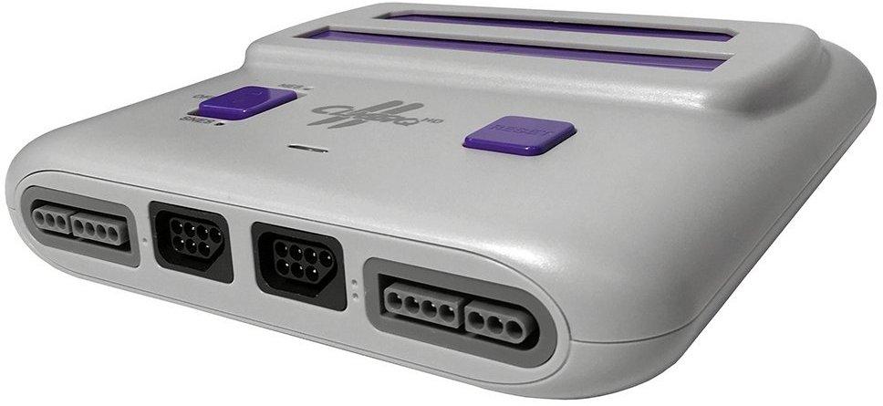 HD SNES NES CLassiq