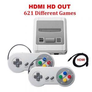HD 8bit Mini Console