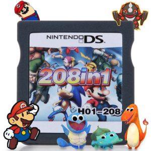 208-in-1-Game-Cartridge-Nintendo-DS3