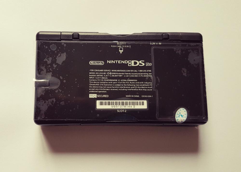 Nintendo DS Lite Pokemon