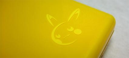 Pokemon Pikachu Nintendo DS Lite